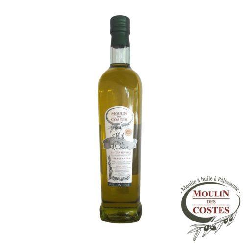 Huile d'Olive Fruité Vert Goût Intense - AOP d'Aix en Provence