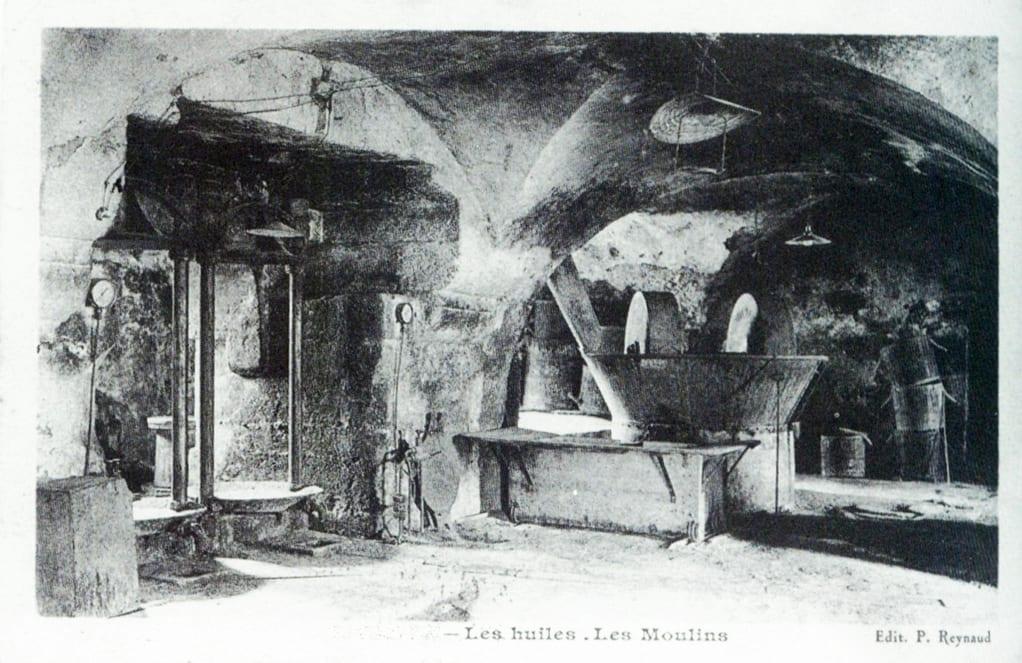 Voutes Moulin