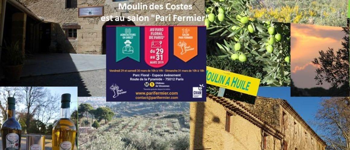 2019-affiche Moulin à Pari Fermier