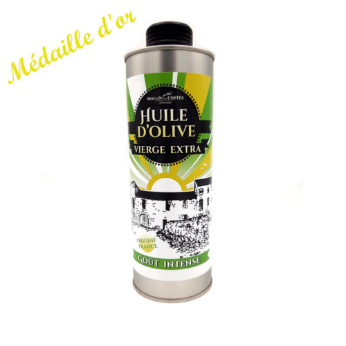 "Huile d'olive de Provence ""goût intense"""